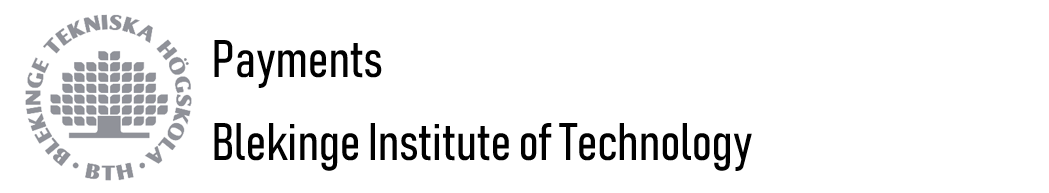 Blekinge Institute of Technology - BTH